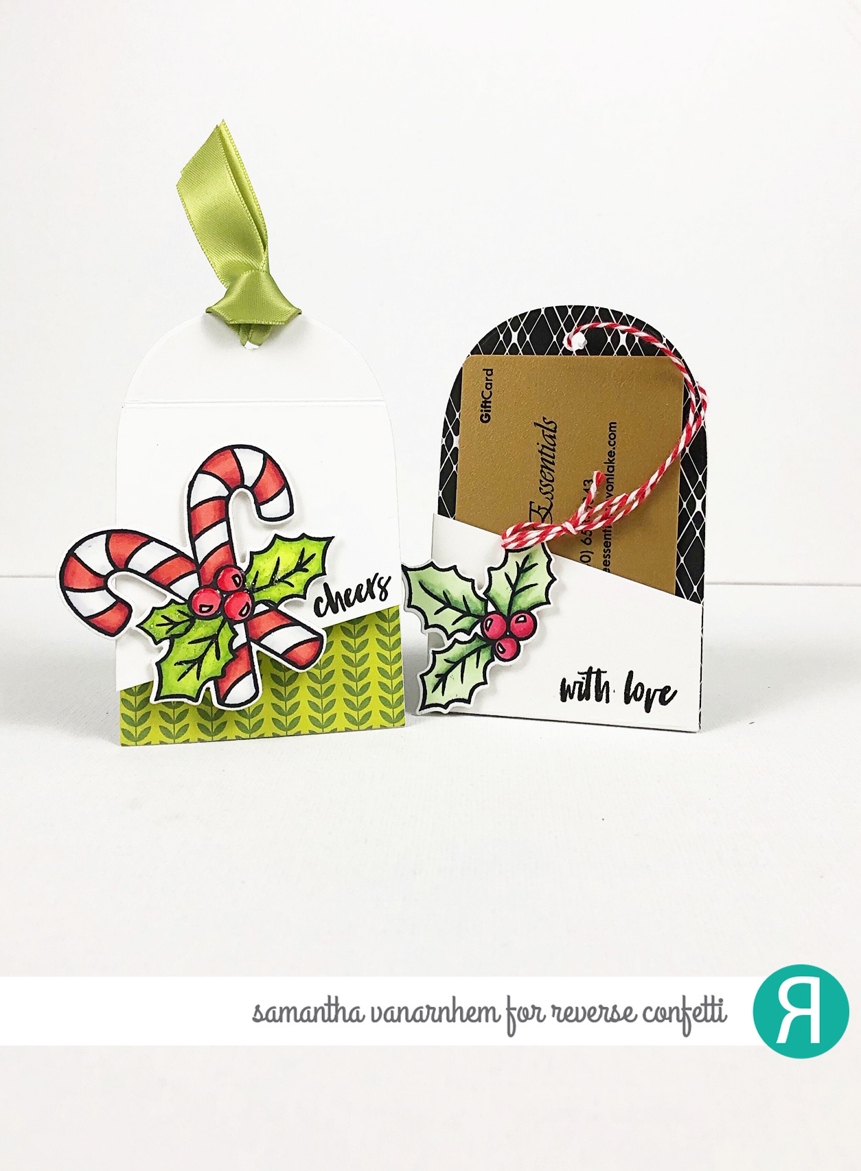 Christmas Tags WM