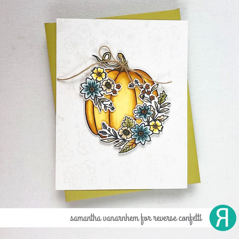 Pumpkin WM Square