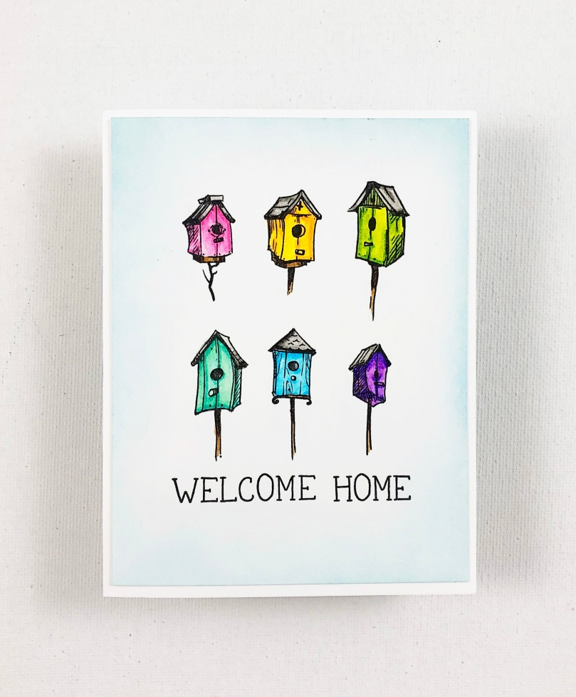 BM Welcome Home